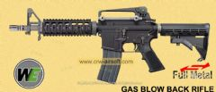 M4CQBR GBB Open Chamber (No marking) by WE